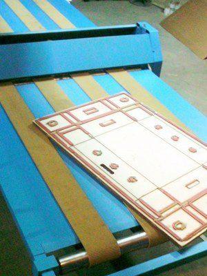Вырубной штамп для картона своими руками 113